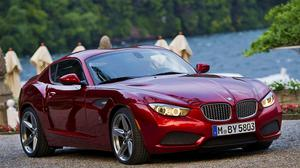 Bmw Red Sport Style Car Free HD Image