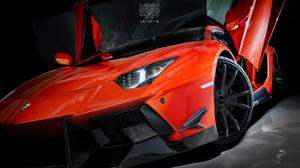 Lamborghini Aventador Dmc Tuning Wallpaper Free Photo