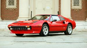 Ferrari 308 Gts Old Model Free HQ Image
