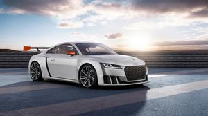 Audi 2015 Tt Clubsport Turbo Concept Free Transparent Image HD