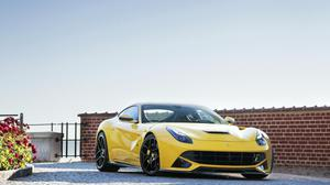 Novitec Rosso Ferrari F12Berlinetta Free Photo Wallpaper