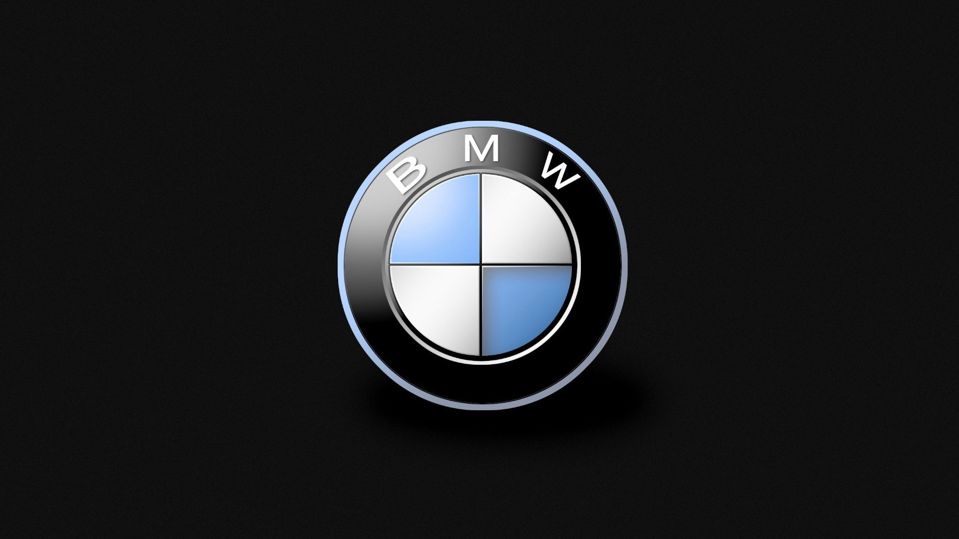 Bmw Car Brand Logo And Black Background Free Photo Wallpaper Mewallpaper