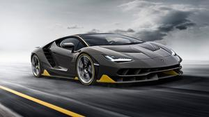 Lamborghini 1080P Wallpaper Free Photo