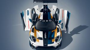 Ford Gt Mk Ii Sports Car 2019 Free HQ Image