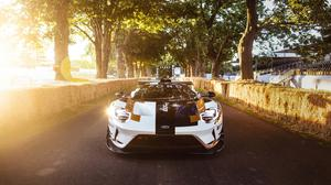 2019 Ford Gt Mk Ii Sports Car Road Free Download Image