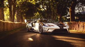 2019 Ford Gt Mk Ii Sports Car Free Download Wallpaper HQ
