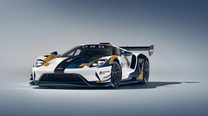 2019 Ford Gt Mk Ii Race Car Free Photo Wallpaper