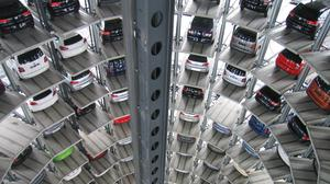 Cars Tower Parking Free HQ Image