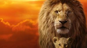 The Lion King Mufasa, Simba Free Transparent Image HQ