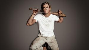 Chris Hemsworth Celebrity Bat Chair Free HQ Image