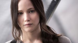 Jennifer Lawrence As Katniss In Hunger Games Mockingjay Part 2 Free Transparent Image HD