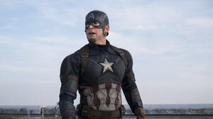 Chris Evans In Captain America Civil War Free Photo Wallpaper