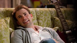 Chris Evans Actor Cute Smile Free HD Image