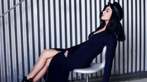 Katy Perry Singer Chair Model Style Free HQ Image