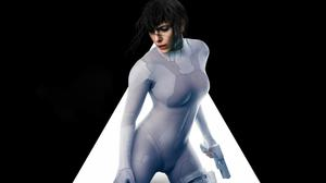 Scarlett Johansson In Ghost In The Shell Wallpaper Download Free