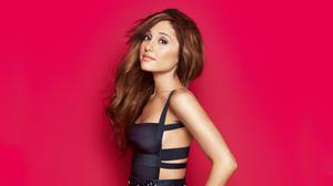 Ariana Grande Singer Songwriter Actress HD Image Free Wallpaper