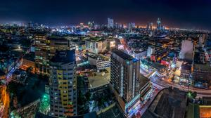Night City Of Philippines Download HQ Wallpaper