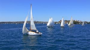 Sea Yacht Sydney Harbour Free Download Image