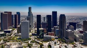 Los Angeles City Free Download Wallpaper HQ