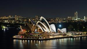 Sydney City Opera House Free Wallpaper HQ