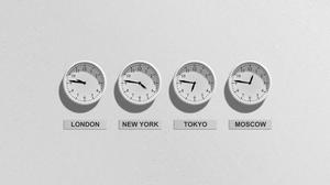 Time The World Clock Worldwide HQ Image Free Wallpaper