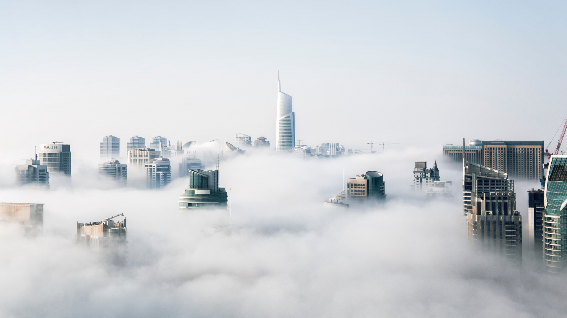 city,metropolis,clouds,skyscrapers,urban,modern,buildings,urban center,architecture