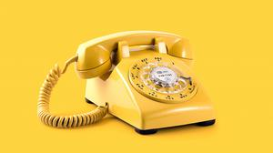 Retro Telephone Aesthetic Free Download Wallpaper HD