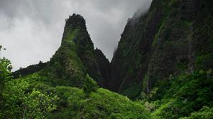 Iao Valley, Maui, Landscape HQ Image Free Wallpaper