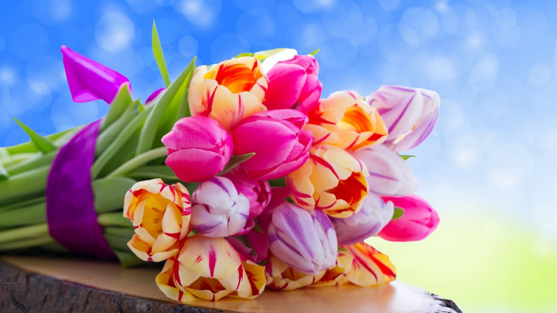 prime,hd,tulips,blossom,nosegay,efflorescence,posy,bouquet,peak,fragrance,flush,flowers,sweetness,heyday
