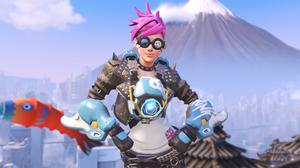 Tracer Overwatch 2 Free Download Wallpaper HD