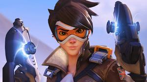 Tracer Overwatch Hd 2 Wallpaper Download Free