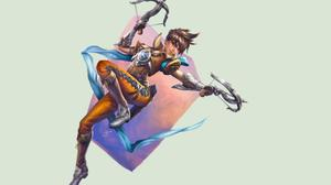 Tracer 4 Wallpaper Free Photo