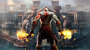 God Of War 2 Hd Wallpaper Free Photo