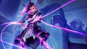Sombra Overwatch Free Wallpaper HQ