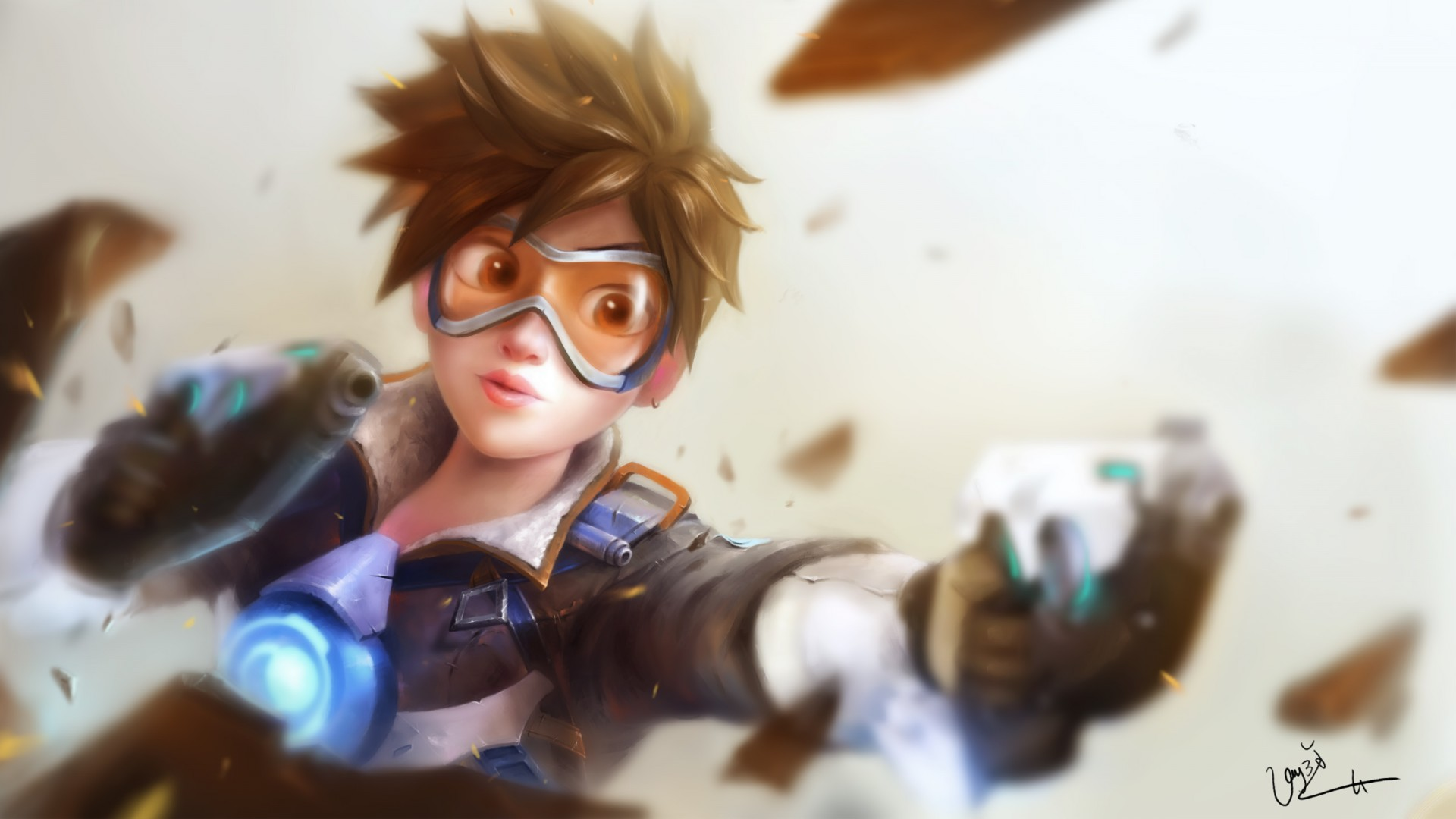 superior skill,artistry,prowess,overwatch,graphics,artistic production,tracer,nontextual matter,punt,games,artwork,art,fine art,artistic creation,overwtach