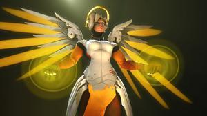 Mercy Overwatch 2 Free HD Image