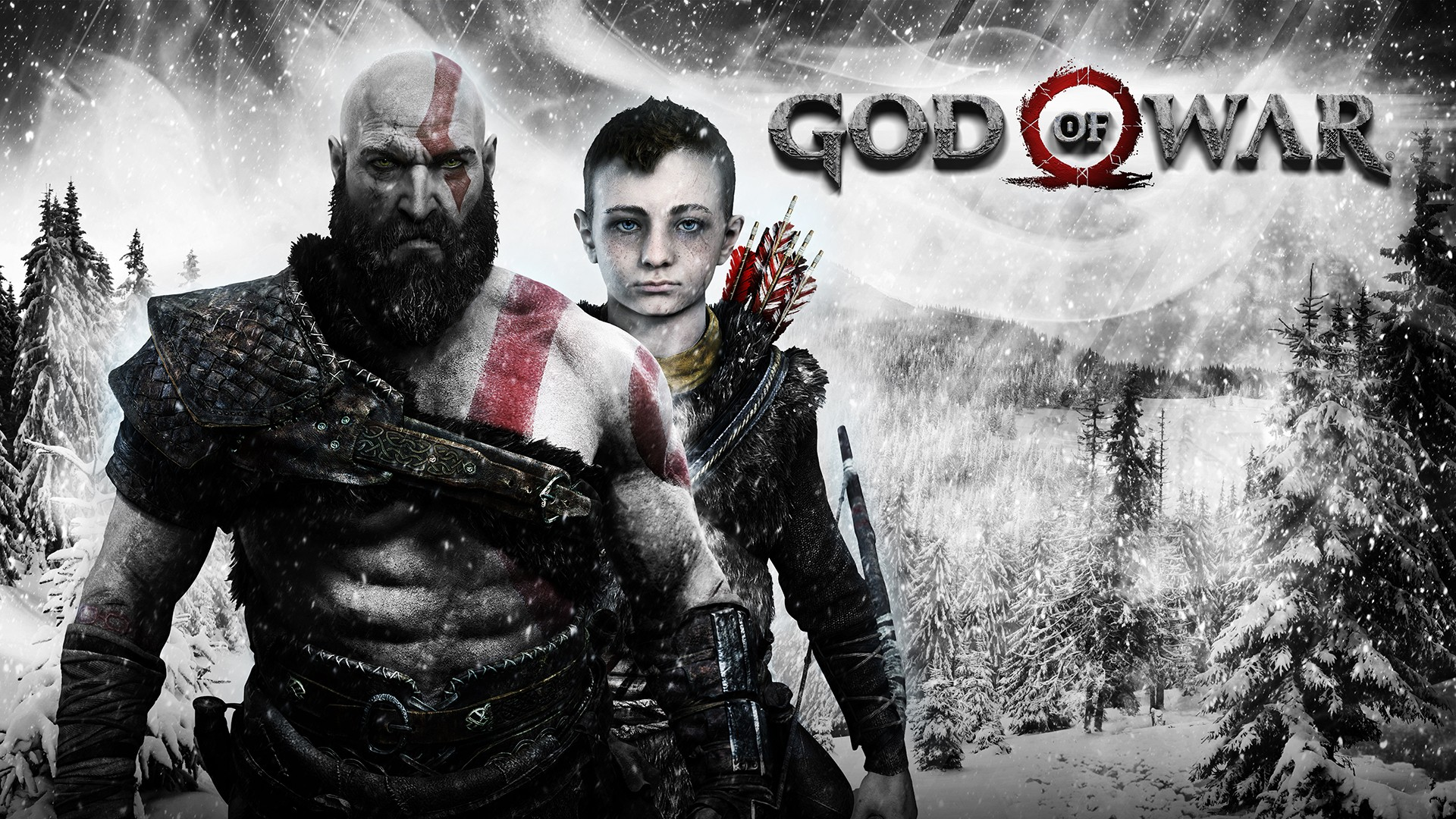 God Of War Son Of Kratos Wallpaper Image High Quality