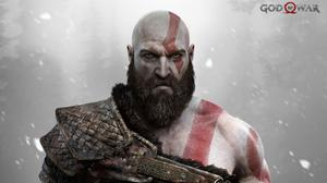 God Of War Kratos Ps4 Free Transparent Image HD
