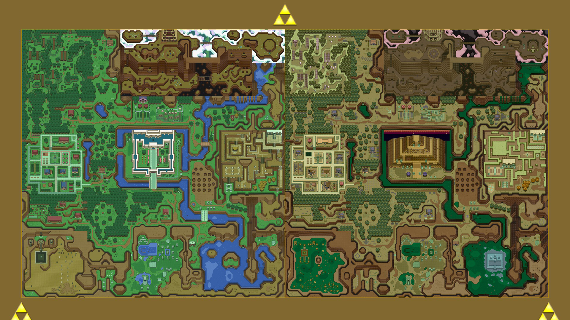 Link To The Past Free Photo Wallpaper Mewallpaper