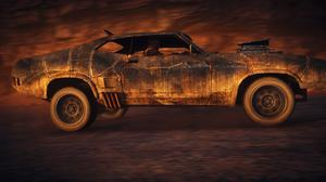 Mad Max By Msbwebdf Free Transparent Image HD