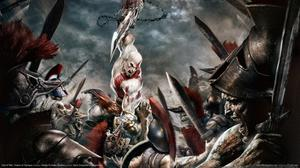 God Of War 2 New Game Wallpaper File HD