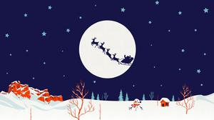Santa Claus Is Coming To Town Free Transparent Image HQ