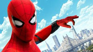 Spider Man Homecoming Movie Free HD Image