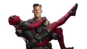 Deadpool And Cable In Deadpool 2 Download HQ Wallpaper