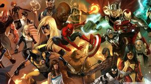 Avengers Comics Free Download Wallpaper HQ