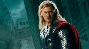Thor In Avengers 2012 Chris Hemsworth Free Download Wallpaper HD