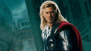 The Avengers Thor Download HD Wallpaper