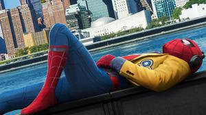 Spider Man Homecoming Movie Poster Download HD Wallpaper