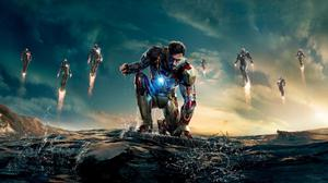 Super Hero Ironman HQ Image Free Wallpaper