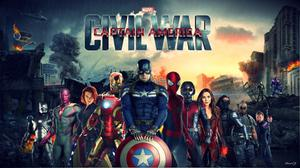 Civil War Movie HQ Image Free Wallpaper
